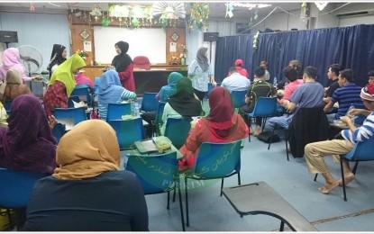 Program Ramah Mesra Wanita PERKIM Bersama Saudara Muslim