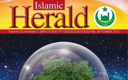 Islamic Herald – Volume 32 (No 3)