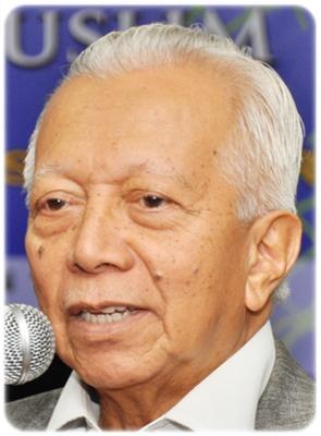 Tan Sri Dr Mohd Yusof Noor 2