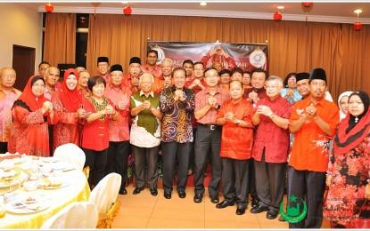 Tautan Ukhwah Tahun Baru Cina