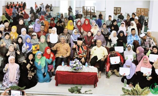 Majlis Anugerah Kecemerlangan Kelas Pengajian Islam PERKIM 2016