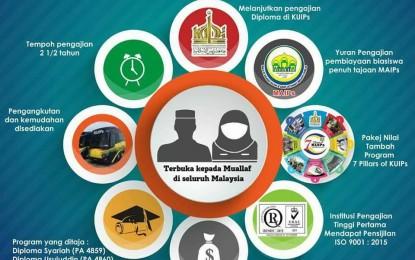 Biasiswa Khas Pendidikan Mualaf