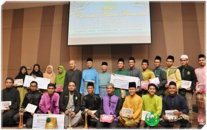 KPU UIAM Rangkul Anugerah YDP PERKIM