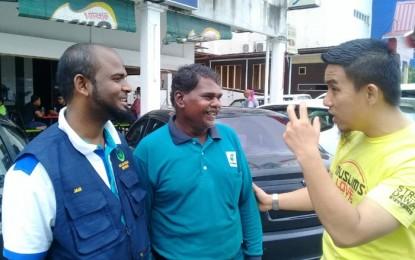 PERKIM Latih Daie Zon Timur Dakwah Jalanan