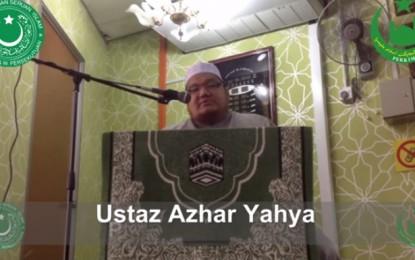 'Takwim Hijrah' – Ustaz Azhar Yahya – 11 November 2013