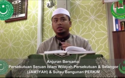 Iman Dan Kehidupan (Siri 28) – Ustaz Mohd Farkhan Md Zain – 12 Disember 2013