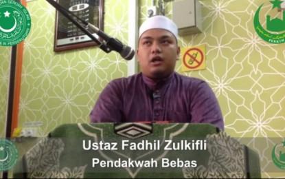 """""""Kisah Orang Yang Menolak Akidah Yang Sebenar"""" – Ustaz Fadhil Zulkifli – 28 November 2013"""