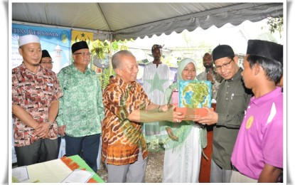 PERKIM Anjur Majlis Silaturahim Bersama Komuniti Cham dan Rohingya