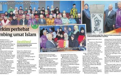 PERKIM Perhebat Bimbing Umat Islam