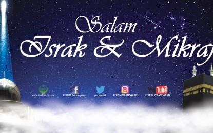 Salam Israk & Mikraj