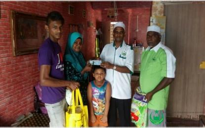 Program Mendekati dan Melawat Saudara Muslim Zon Utara