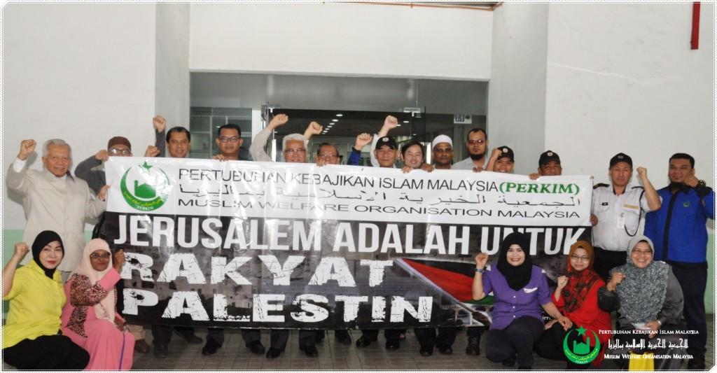 JARUSALEM ADALAH UNTUK RAKYAT PALESTIN 2