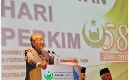 PERKIM Teruskan Dua Amanat AlMarhum Tunku Abdul Rahman