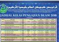 Kelas Pengajian Islam PERKIM 2018