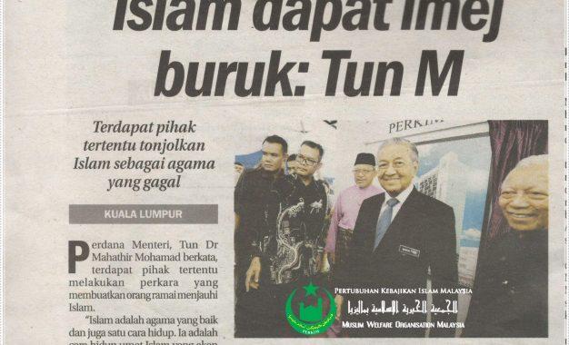 Islam Dapat Imej Buruk : Tun M