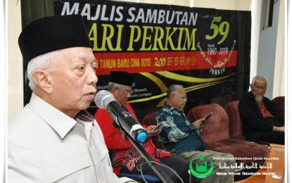 Majlis Sambutan Hari PERKIM Ke-59