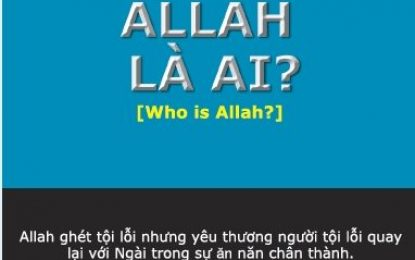 01- Who Is Allah ? (Vietnam)