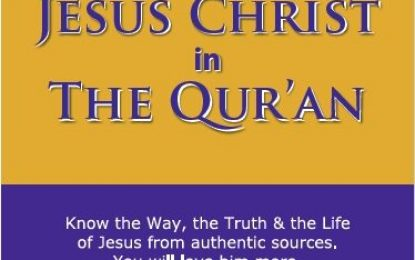 34 – Jesus Christ In The Qur'an