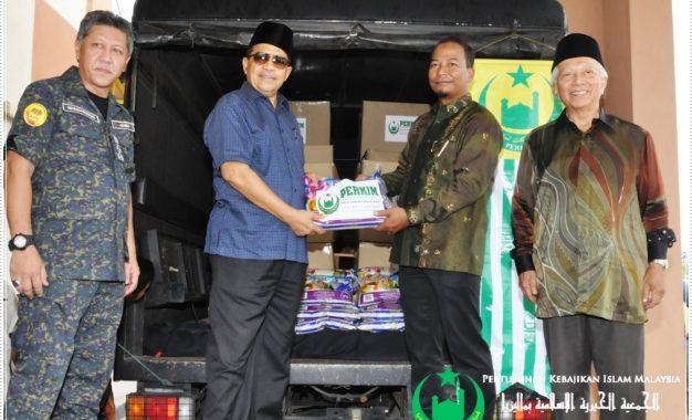 Program Khidmat Masyarakat Bersama Masyarakat Islam dan Mualaf Pattani Thailand