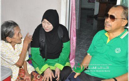 KPU UUM & UniSHAMS Santuni Masyarakat Siam Behor Gelam