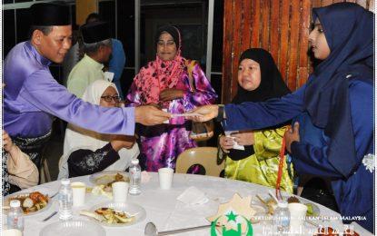 60 Mualaf Raikan Aidilfitri Bersama MB Negeri Sembilan