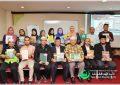 Pegawai PERKIM Negeri Hadir Bengkel Buku 60 Tahun PERKIM