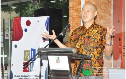 Prof. Ridhuan Tee Lancar Penubuhan Kelab PERKIM KLMUC