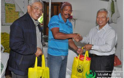 PERKIM, Wanita PERKIM Cawangan KL Utara Dekati Orang Asli Kuala Pangsun