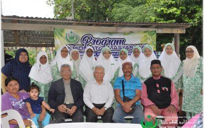 Program Khidmat Masyarakat Bersama Orang Asli Kuala Pangsun