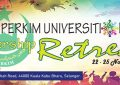 Kelab PERKIM Universiti (KPU) Leadership Retreat