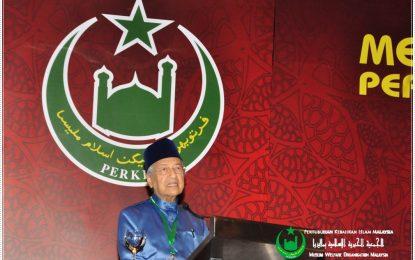 Perdana Menteri Saran Umat Islam Capai Kemajuan