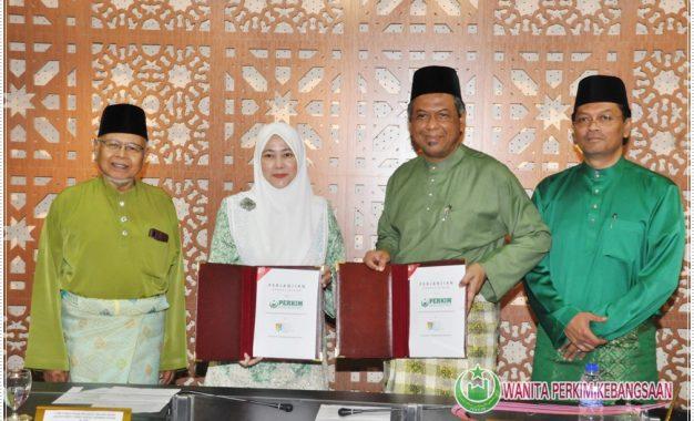 Wanita PERKIM, UKM Termeterai MoA Pelan Pembangunan Wanita Mualaf Malaysia