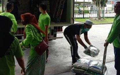 PERKIM Sedia Agih Sumbangan Asnaf Sempena Ramadan