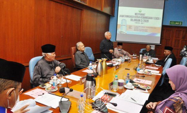 Tun YDP PERKIM Pengerusikan Mesyuarat EXCO Bilangan 2/2020