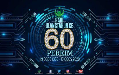 Ulang Tahun Jubli Intan Ke-60 Pertubuhan Kebajikan Islam Malaysia (PERKIM)