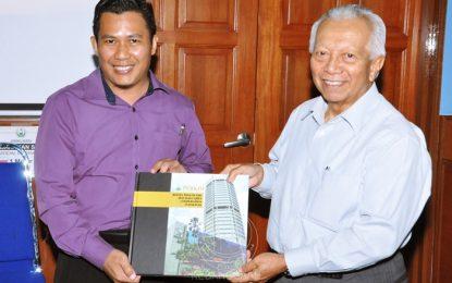 Taklimat Projek Pertanian Bandar Inovasi Urbankit MARDI
