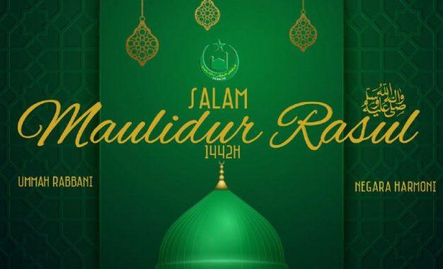 Salam Maulidur Rasul 1442H