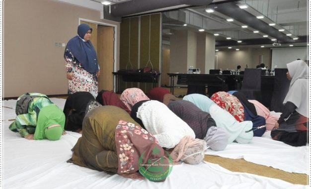 PERKIM Bukit Damansara Perkasa Ibadah Mualaf