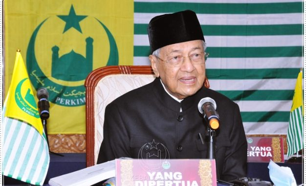 Tun Dr Mahathir Rasmikan Mesyuarat Agung Tahunan PERKIM Kebangsaan Kali Ke-59 (2020) Secara Maya