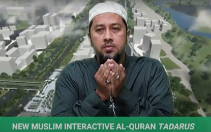 Series 1: Surah Ad-Dhuha – New Muslim Interactive Al-Quran Tadarus | Ustaz Nik Syariman Nik Mat