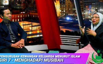Do It Family: Siri 7 – Menghadapi Musibah : YBhg Pen. Prof Dr Nurliza Haslin Muslim
