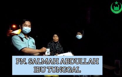 Pasukan Kebajikan PERKIM Hulur Sumbangan Kepada Mualaf Ketika PKP 2.0