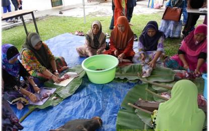 Majlis Korban Sempena Hari Raya Aidiladha 1434 H Bersama Saudara Muslim