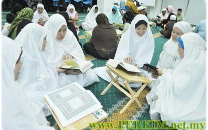Ramadan Pertama Buat Mualaf PERKIM
